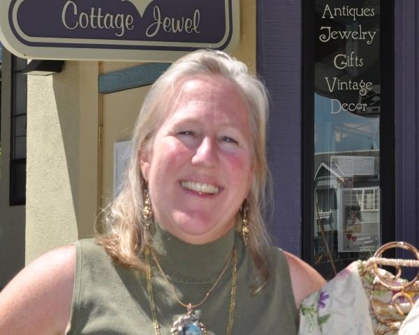 Marcia Harmon, Proprietor