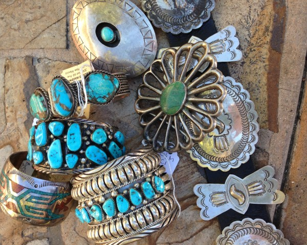Turquoise & Native American jewelry