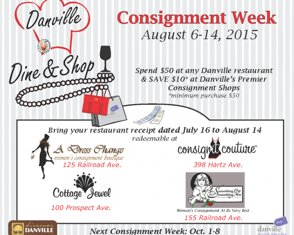 Consignment Week